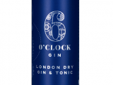 6 O'Clock Gin & Tonic in a Can (6 or 12)