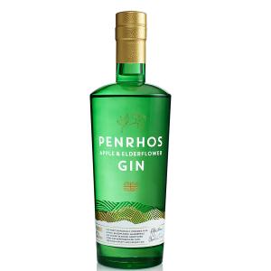 Penhros Apple & Elderflower Gin