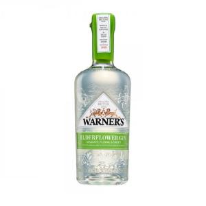 Warners Elderflower Gin web2