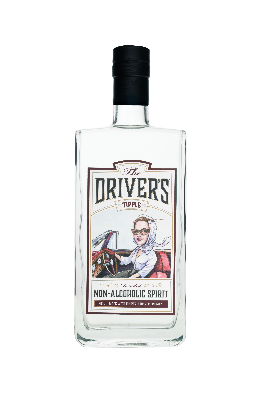 The Drivers Tipple – Non Alcoholic Spirit