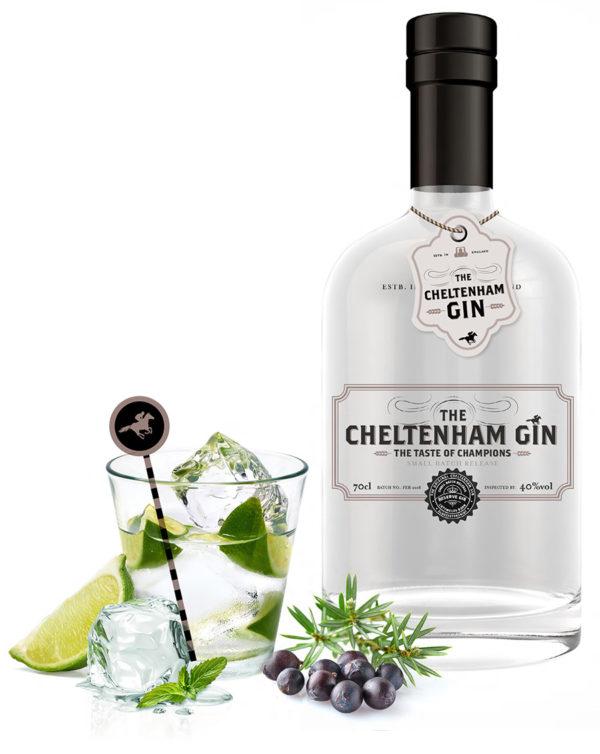 The Cheltenham Gin Taste of Champions