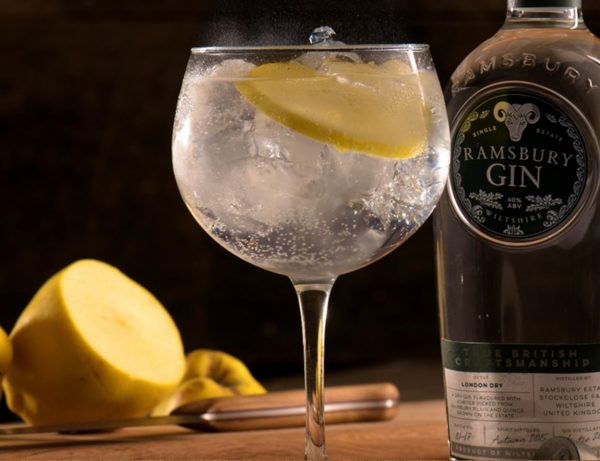 Ramsbury Gin and Tonic