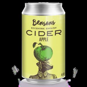 Bensons Apple Cider