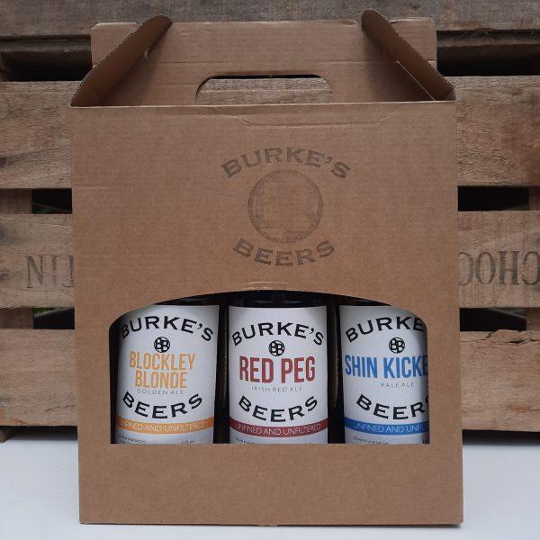 Burkes Beers Gift Box