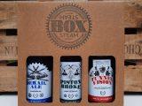 Box Steam Brewery, 3 Bottle Gift Box