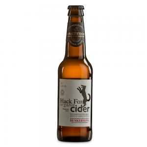 Dunkertons Black Fox Organic Cider