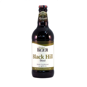 Friday Beer black-hill-stout