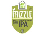 The Hop Shed, Frizzle IPA 5.0%