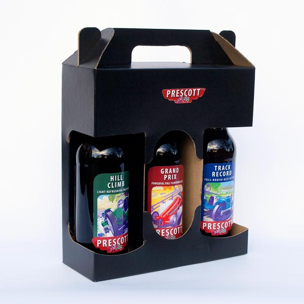 Prescott 3 bottle gift box