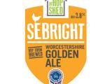 The Hop Shed Sebright Golden Ale – 3.8%