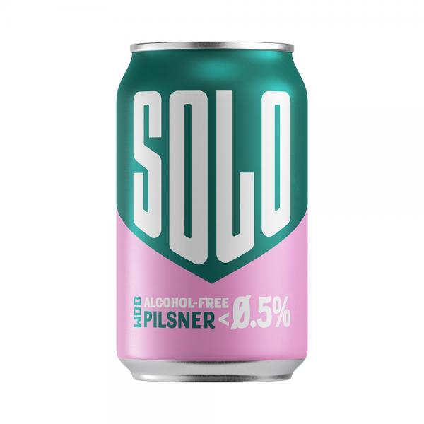 Solo PIlsner no alcohol
