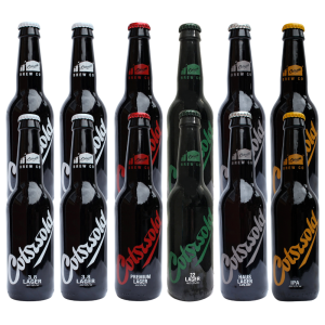 12 Cotswold Brew Co Lagers