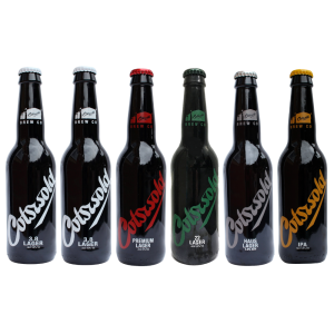 6 Cotswold Brew Co Lagers