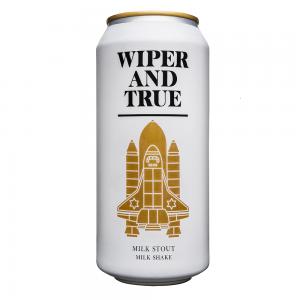 wiper and true milk stout