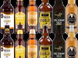 The Gold Case: 12 Gorgeous Golden Ales