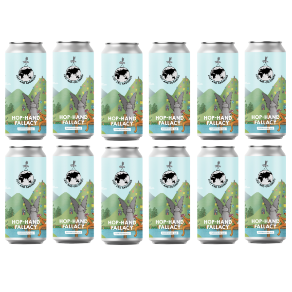 Lost and Grounded Hop Hand Fallacy Case of 12