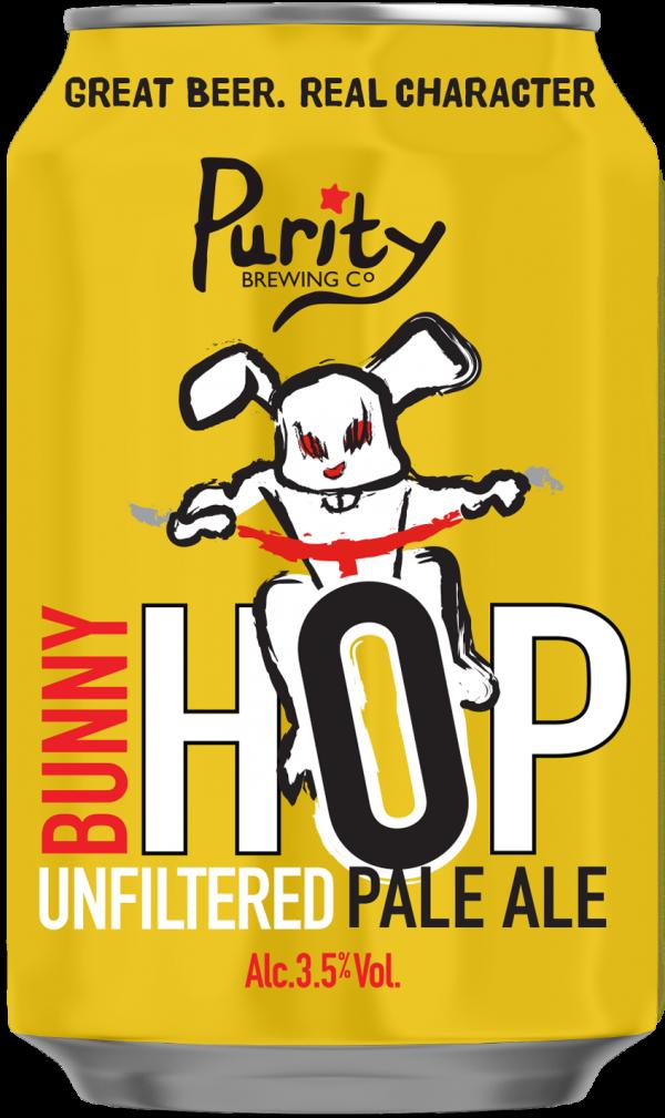 Bunny Hop Hazy Pale Ale