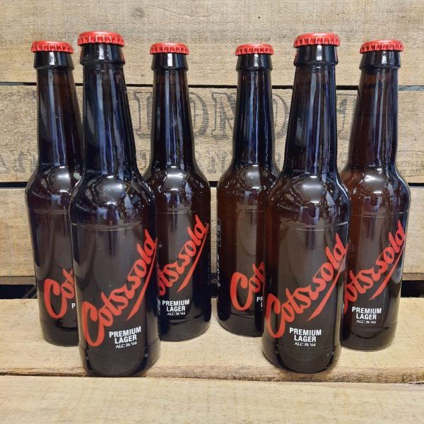 Cotswold Brew Co Premium Lager case of 6