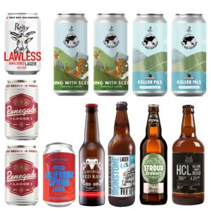 Craft Lagers of the South West
