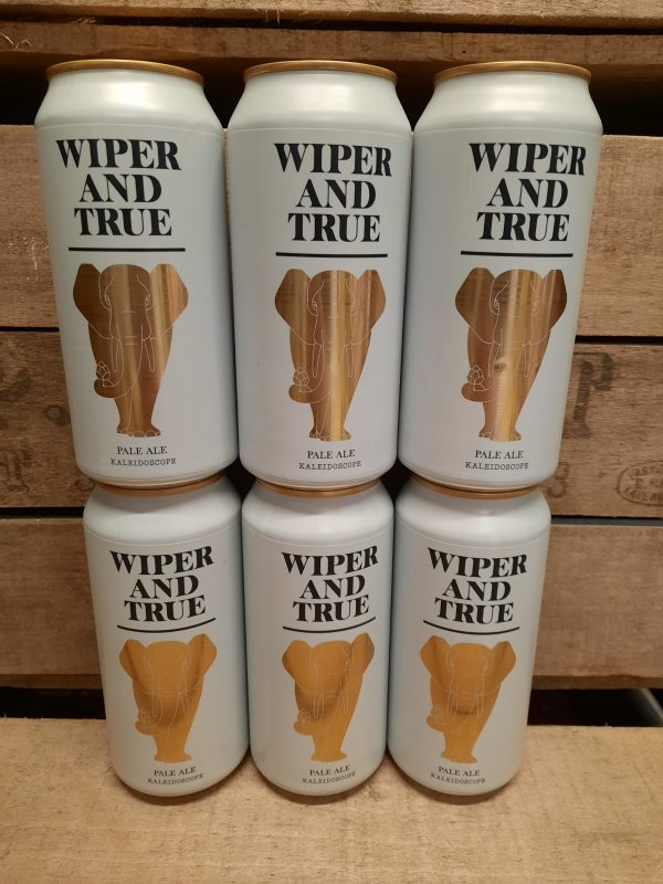Wiper and True Kaleidescope