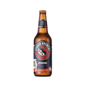 Stroud Brewery Budding Pale Ale 4.5%abv 500ml bottle