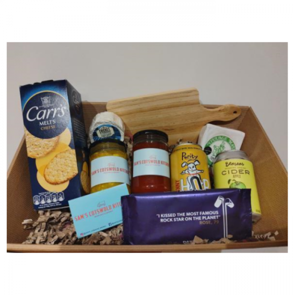 Fathers Day Deluxe Hamper