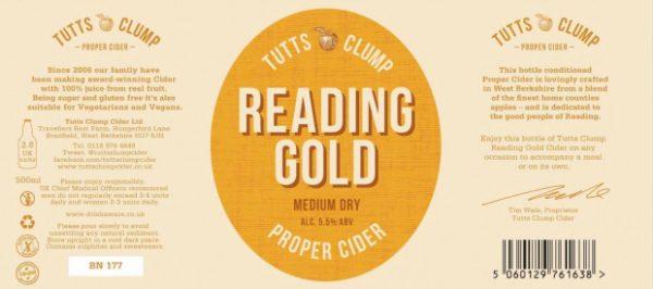 Reading Gold Label