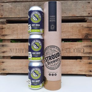 3 can gift tube Stroud Hop Drop