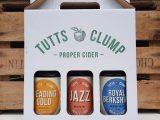 Tutts Clump Proper Cider 3 bottle gift set