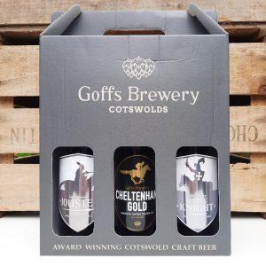 Goffs Brewery Gift Box