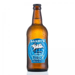 Saxby's original cider 5% 500ml