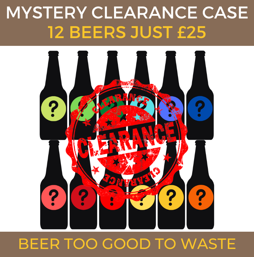 Mystery Clearance Case 12 for £25