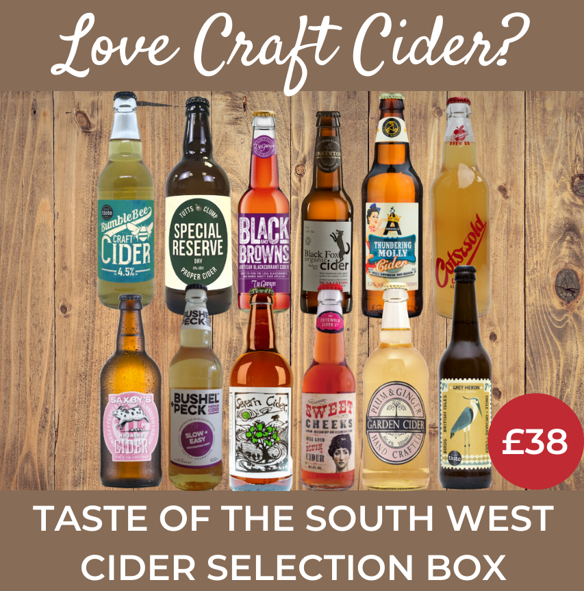 Cider selection box