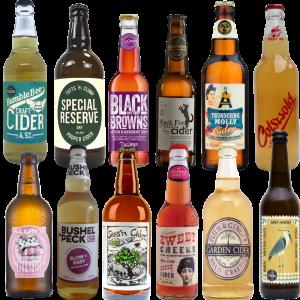 Cider case 12 craft ciders